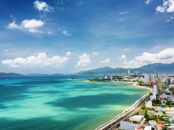 Baía de Nha Trang, Vietnã
