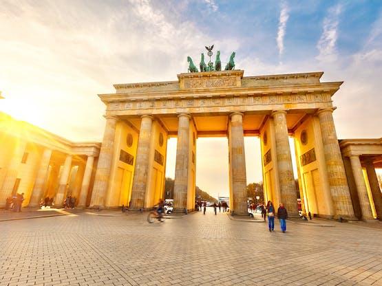Portão de Brandenburg, Berlim