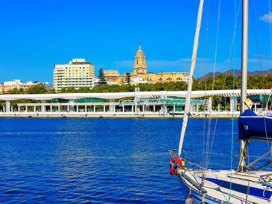Porto de Málaga, Espanha