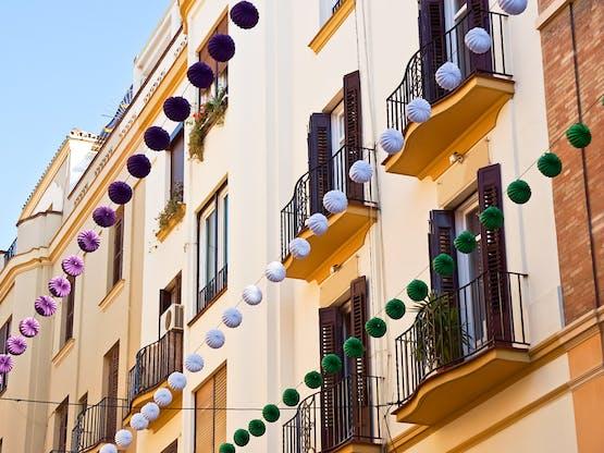 Rua Larios. Málaga, Espanha