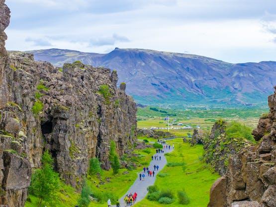 Thingvellir National Park, Islândia