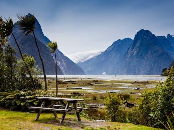 Mildford Sound, Nova Zelândia