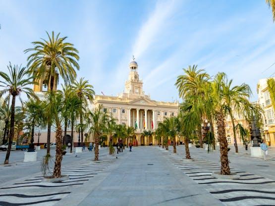 Prefeitura de Cádiz, Espanha