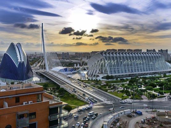 Complexo arquitetónico, cultural e de entretenimento