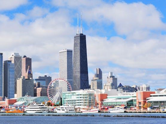 Navy Pier. Chicago, EUA
