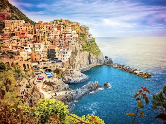 Parque Nacional Cinque Terre, Itália