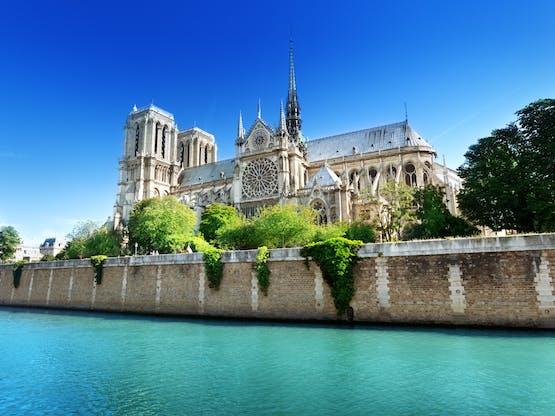 Catedral de Notre-Dame. Paris, França