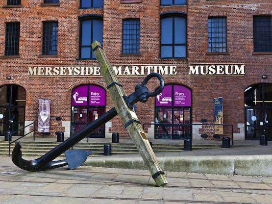 Maritime Museum. Liverpool, Inglaterra