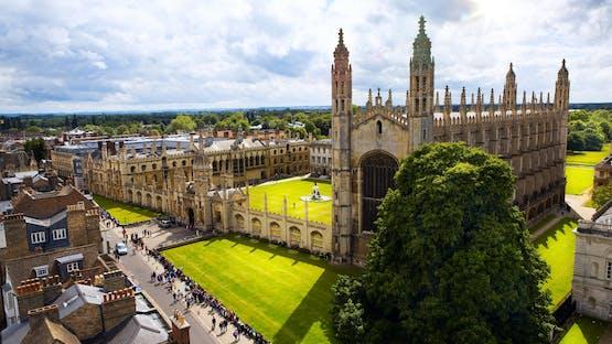 Inglês em Cambridge + Tour Paris | CI 30 Anos