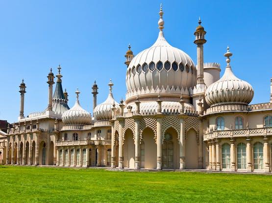 Residência Real Royal Pavillion. Brighton, Inglaterra
