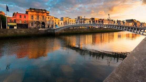 Inglês em Dublin