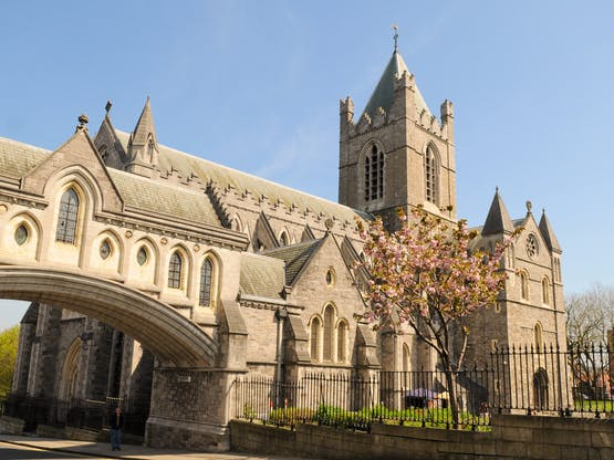 Catedral Christ Church. Dublin, Irlanda