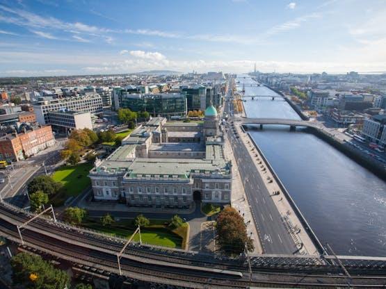 Intercambio Dublin, Irlanda