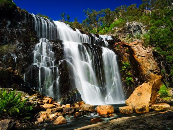 Mackenzie Falls, Parque Nacional Grampians