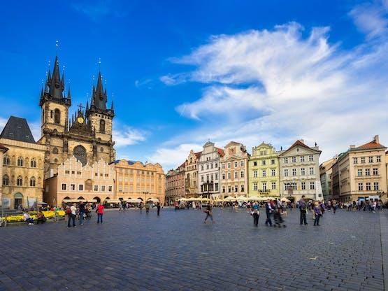Praça de Velha Cidade de Praga, República Tcheca