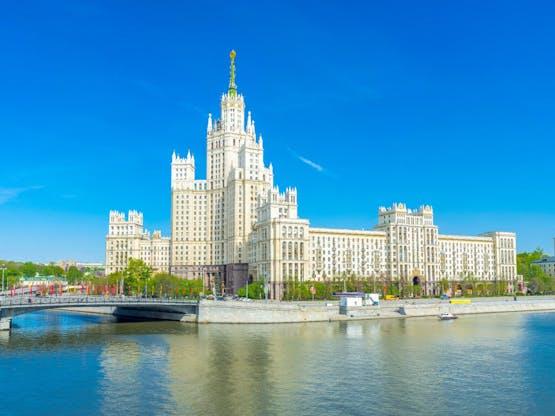 Kotelnicheskaya Embankment Building. Moscou, Rússia