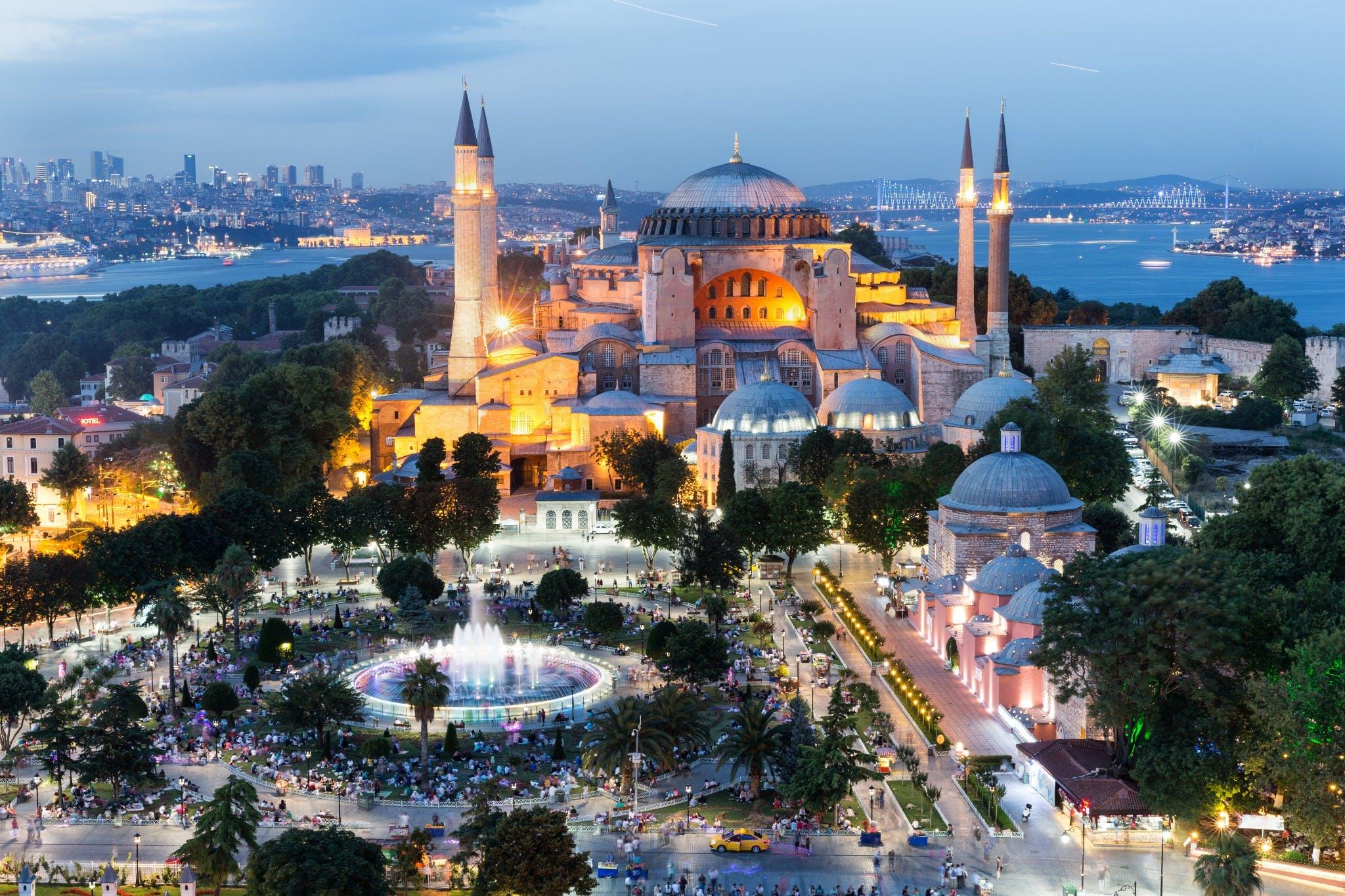 Turquia guia completo ci interc mbio e viagem for Al majed hotel istanbul