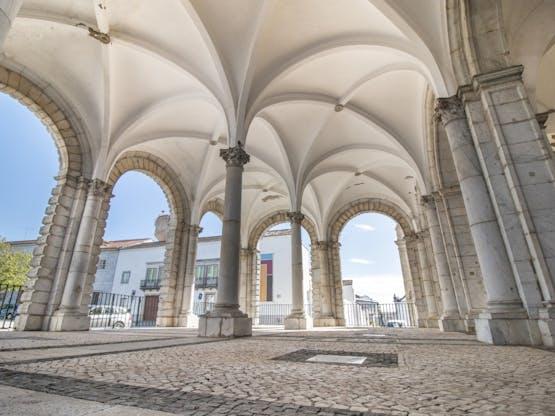 Igreja da Misericórdia. Beja, Portugal
