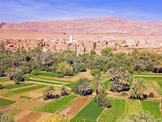 Dade valley, Marrocos
