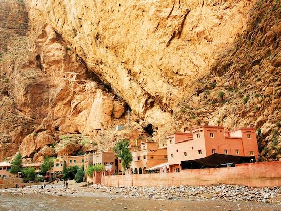 Todra Gorge, Marrocos