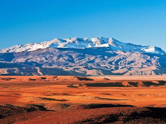 High Atlas Mountains, Marrocos