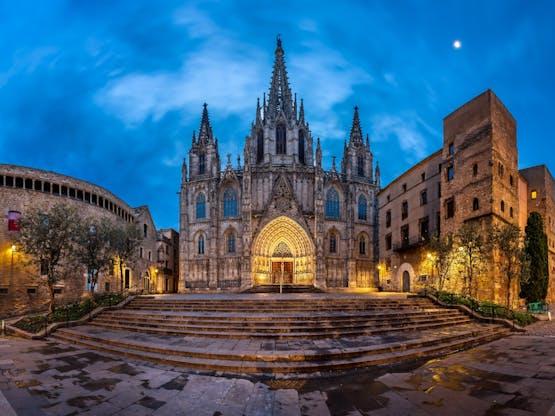 Catedral de Barcelona e Cripta de Santa Eulália, Barcelona