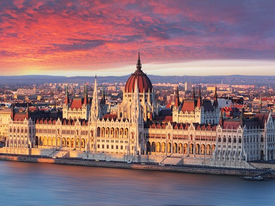 Parlamento de Budapeste, Hungria