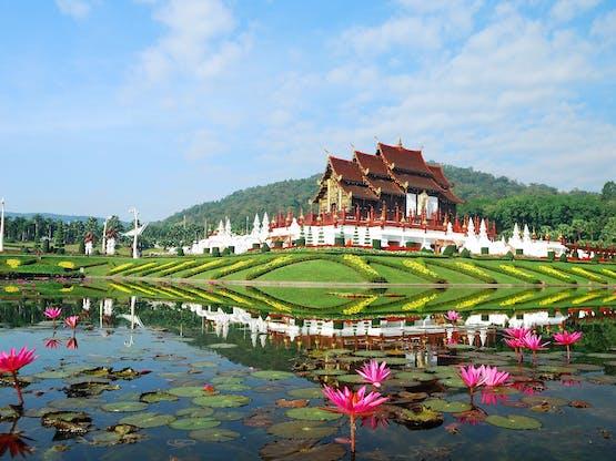 Royal Park Rajapruek. Chiang Mai, Tailândia