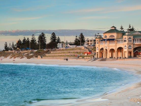Cottesloe Beach. Perth, Austrália