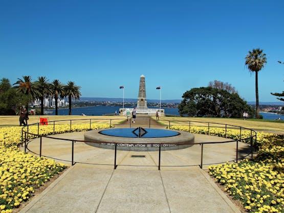 Kings Park. Perth, Austrália