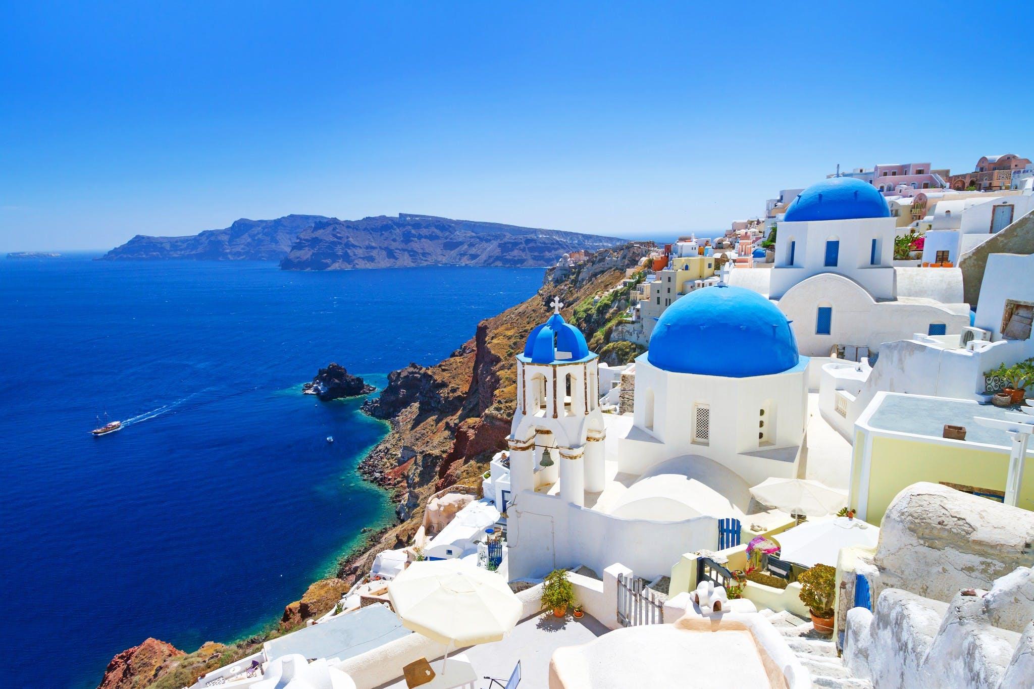 Guia de Santorini, na Grécia | CI Intercâmbio e Viagem