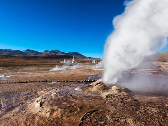 São Pedro do Atacama :: Gêiseres de Tatio