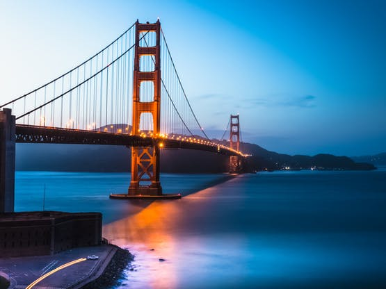 Golden Gate. San Francisco, EUA
