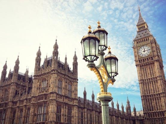 <strong>Inglês em Londres</strong>