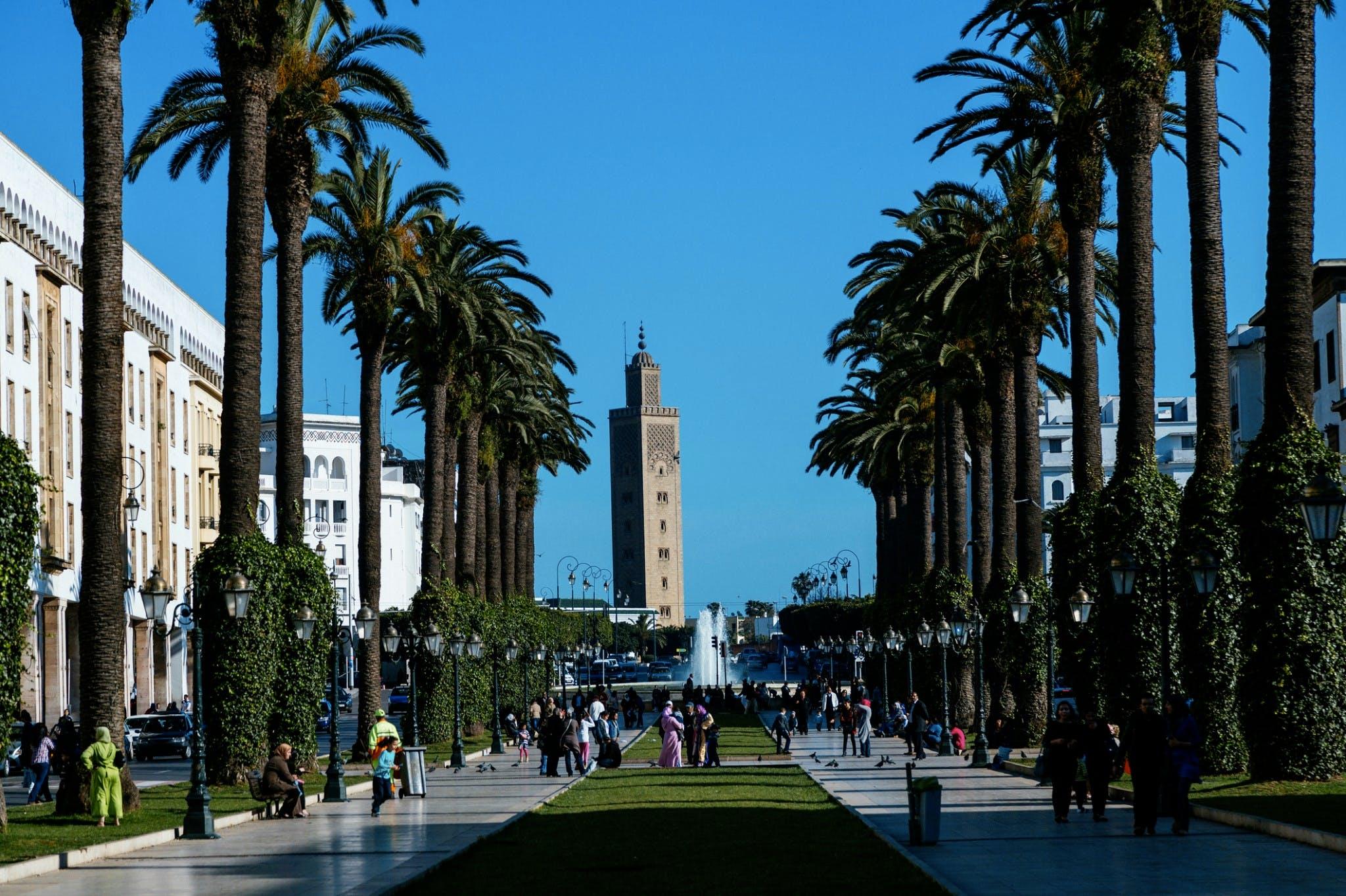 Fuso horario marrocos