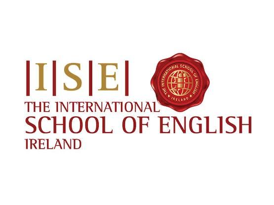 ISE Dublin logo