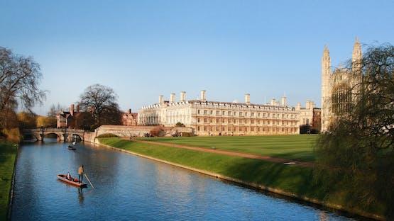 Inglês em Cambridge