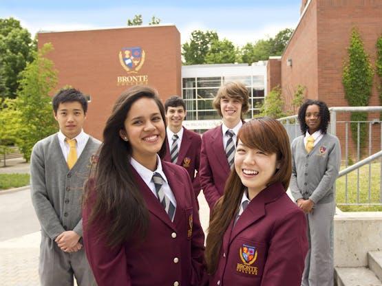 Bronte College - Boarding Schools