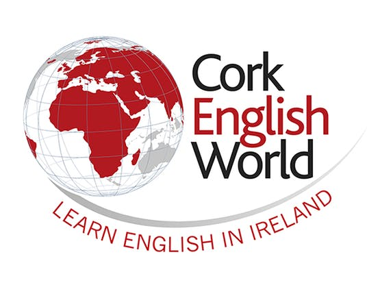 CEW - Cork English World logo
