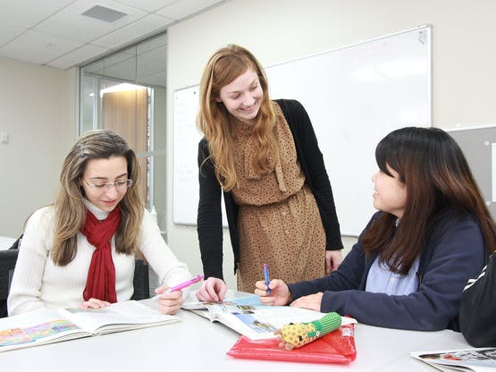 CCEL - Christchurch College of English Language
