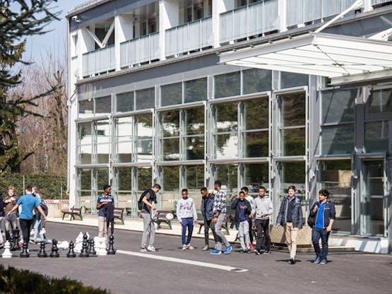 College Du Leman - Genebra Suíça