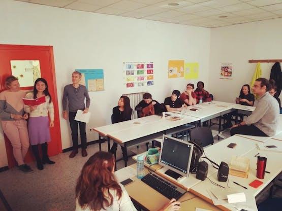 Native Language College - NLC - Madri