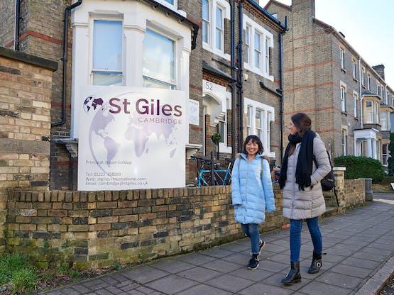 St Giles - Cambridge