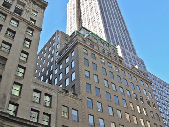St Giles - Nova York