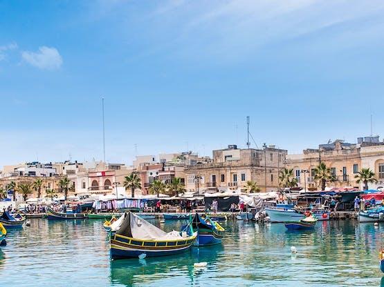 <strong>Inglês em Malta</strong>