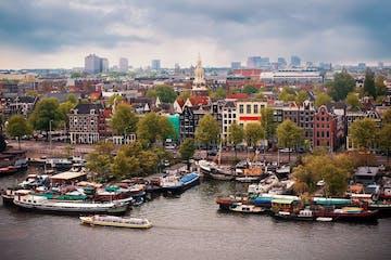 Amsterdã :: Hop On Hop Off + Heineken