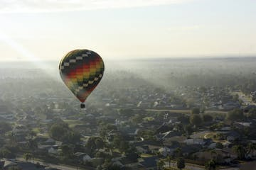Orlando :: Passeio de Balão