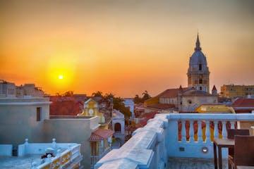 Cartagena :: Passeio Romântico de Carruagem