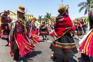 Lima | Jantar e Show em Dama Juana