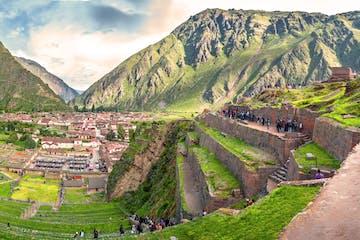 Cusco :: Vale Sagrado Full Day